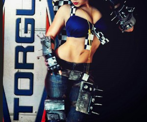 cosplay, borderlands, and mrs torgue image