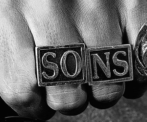 sons, sons of anarchy, and soa image