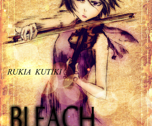 bleach, anime, and anime girl image