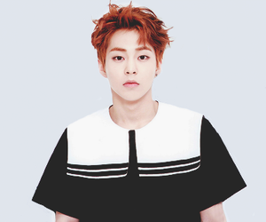xiumin and exo image