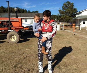 cute, hayes grier, and family image