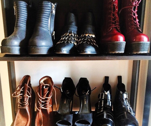 addiction, black, and boots image