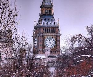 clock, bigben, and london image