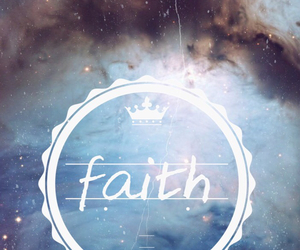 faith, galaxy, and iphone image