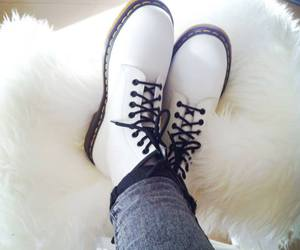 white boots image