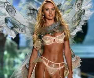 blonde, model, and candice swanepoel image
