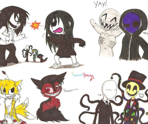 creepypasta and creepypastas image