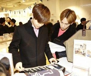 key, SHINee, and exo-l image