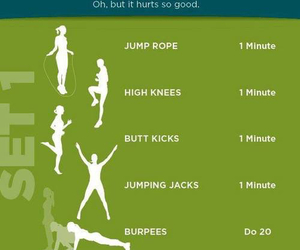 cardio and workout image