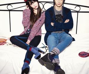 fashion, iu, and yoo seung ho image