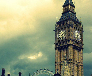 london, places, and vacations image