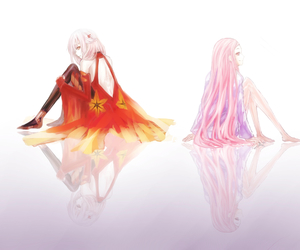 inori and guilty crown image