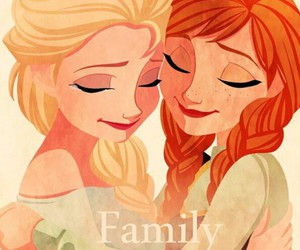 anna, family, and love image