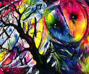 beautiful, colors, and draw image