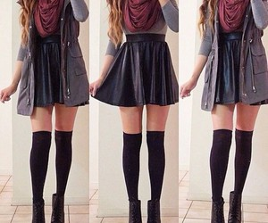 dress, days, and girl image