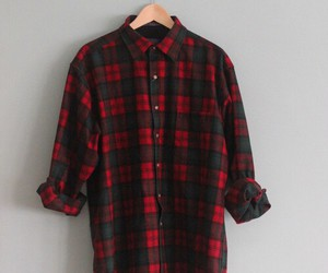 fashion, shirt, and grunge image