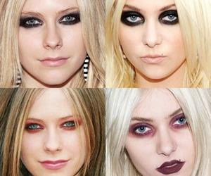 Avril Lavigne and Taylor Momsen image