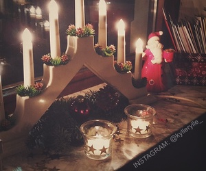 candle, cozy, and girly image