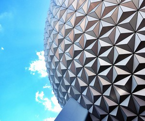 disney, place, and epcot image