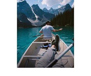 boat and perfect image