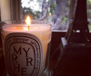 paris and candle image