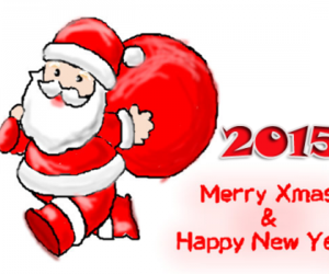 christmas, merry christmas, and happy new year image