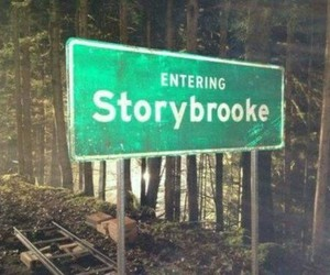 once upon a time, storybrooke, and ️ouat image