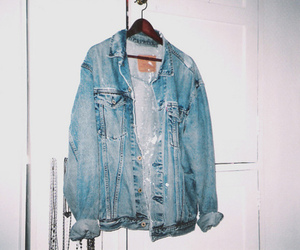 jacket, grunge, and vintage image