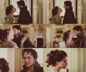 bbc, catherine, and wuthering heights 2009 image