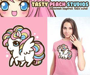 apparel, japanese, and pegasus image