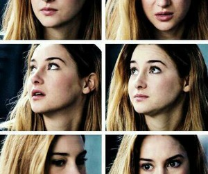 divergent, insurgent, and tris prior image