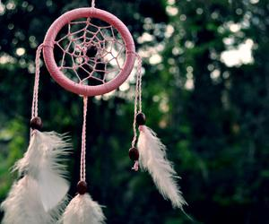 dream catcher, nature, and photography image