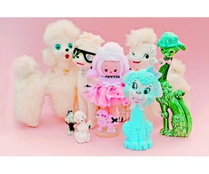 kitsch, poodle, and cute image