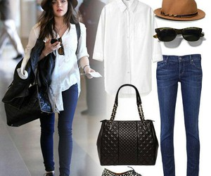 lucy hale, style, and pretty little liars image