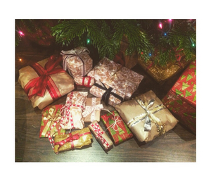 christmas, exciting, and presents image