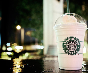 milk, starbucks, and milkshake image