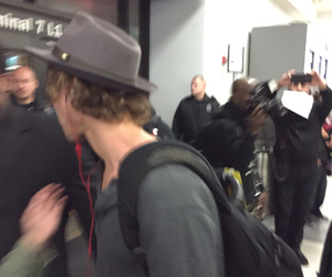airport, ashton, and cute boys image