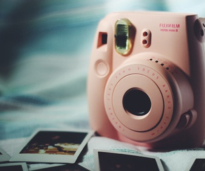 camera, photos, and pink image