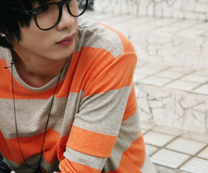 boy, ulzzang, and korean image