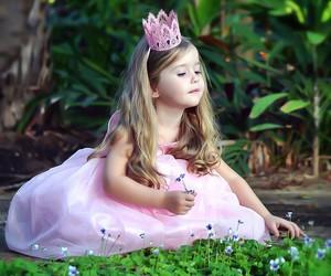 cute, nature, and princess image