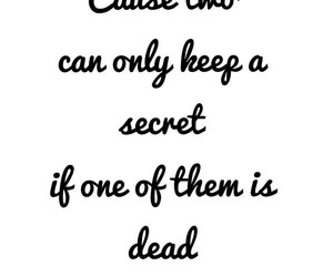 dead, secret, and pretty little liars image
