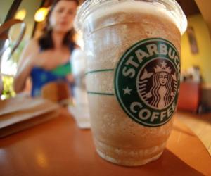 starbucks, coffee, and starbucks coffee image