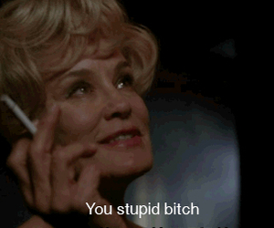 bitch, jessica lange, and ahs image