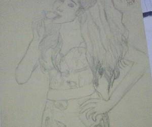 art, nice, and arianagrande image