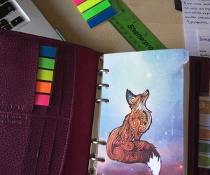 colorful, draw, and notebook image