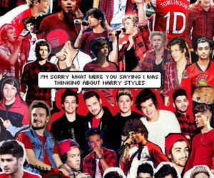Collage and one direction image