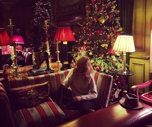 christmas and Ellie Goulding image
