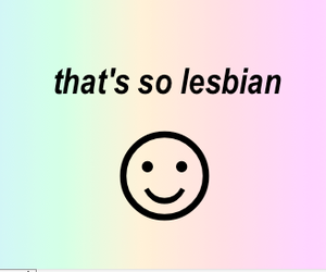 lesbian and pastel image