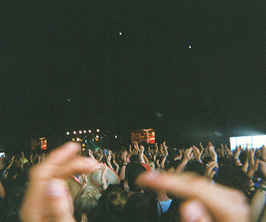 concert, grunge, and indie image