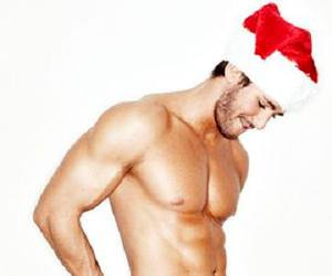 body, hat, and red image